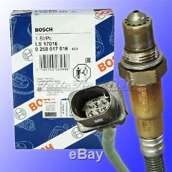 0258017016 Bosch Lambdasonde Vor Kat Mercedes W211 E280 Sprinter 906 A0035427018