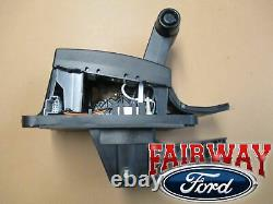 05 thru 09 Mustang OEM Genuine Ford 5R55S Auto Black Console Gear Shifter Lever