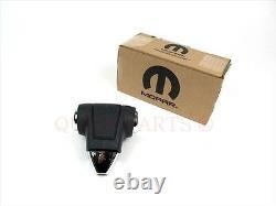 13-18 Dodge Ram 1500 Automatic Transmission BLACK & CHROME GEAR SHIFT KNOB OEM