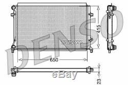 1x denso Kühler DRM32018 DRM32018