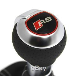 Audi A3 RS3 8P Automatic Gear Shift Knob LHD 8P1713139AAOCK NEW GENUINE