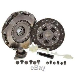 Audi A5 A4 2007-On LuK 3 Piece Clutch Kit Bearing Automatic Adjustment 230mm