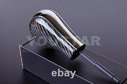 Auto Gear Knob for BMW E36 E38 E39 E46 E60 E61 X5 X3 Z3 CARBON / SHADOW CHROME