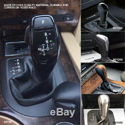 Auto LHD Automatic LED Gear Shift Knob Shifter Lever for E90 E91 E93 E81 E82