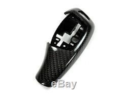 AutoTecknic Carbon Fiber Gear Selector Cover (Standard Automatic) BMW F15 X5