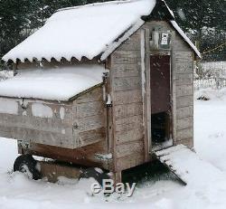 Automatic Chicken Coop Door Opener Hen House Poultry, Heavy Gear Motor 5Kg Lift