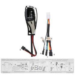 Automatic LED Car Gear Shift Knob Shifter Lever For E46 E60 E61 E63 E64 New