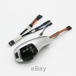 Automatic LED Gear Shift Knob F30 Style LHD For BMW E38 E39 E53 E46 E60 E61