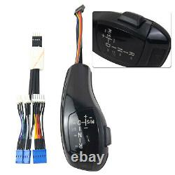 Automatic LED Gear Shift Stick Handle Retrofit Kit For BMW 3 E90 E91 E92 E93