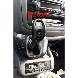 Automatic shift gear knob boot genuine leather Mercedes W639 Vito / Viano A 64