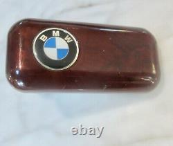 BMW 82-00 E30 E34 E36 3 5 Series Luxury Wood Automatic Gear Shift Knob NOS BOX
