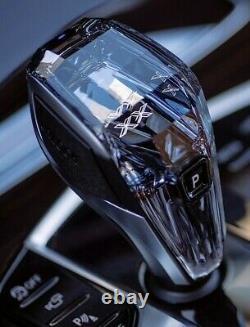 BMW Genuine OEM G05 X5 G07 X7 Glass Automatic Gear Selector Trim Retrofit New