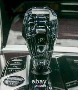 BMW OEM G14 G15 G16 8 Series Glass Automatic Gear Selector Trim Retrofit New