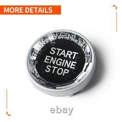 Black Automatic LED Shift Knob Gear Shifter For E46 E60 E61 E63 E64