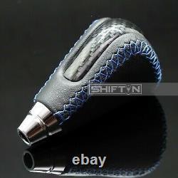 Black Carbon Fiber Gear Shifter Knob for LEXUS f-sport ES LS GS ISF RX M8 8mm