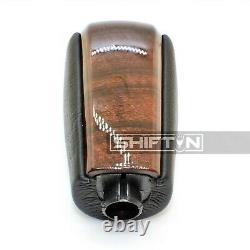 Black Wood Gear Shift Knob for Toyota Land Cruiser Prado Lexus GX460 GX470 EB212