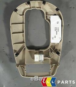 Bmw New Z4 E85 E86 2004/10 2009 Automatic Gear Shifter Surround Trim Beige Lhd