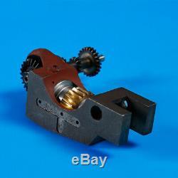 Bridgeport Milling Machine Worm CNC Gear Automatic Feed Hub Bracket Mill Part