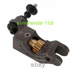CNC Bridgeport Milling Machine Parts B1-17 Worm Gear Automatic Feed Hub Bracket