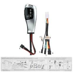 Car Automatic LED Gear Shift Knob Shifter Left Hand Drive for E46 E60 E61 BT