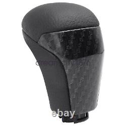 Carbon Fiber Automatic Gear Shift Knob Shifter For Toyota Tacoma 2016-2020 NEW