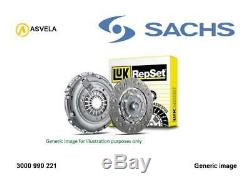 Clutch Kit For Volvo Ford Mazda C30 533 D 4164 T S40 II 544 V50 545 G8dc Sachs
