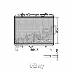 DENSO Kühler, Motorkühlung für Peugeot 308 SW 308 307 308 CC 307 SW 207