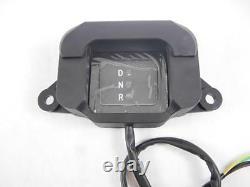 DIGITAL GEAR INDICATOR FORWARD NEUTRAL REVERSE LIGHT 125CC Automatic ATV TAOTAO