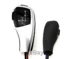 F30 Style LED Illuminated ShiftKnob Selector Upgrade For BMW E39 5 Series, E53 X5