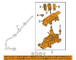 FORD OEM 11-14 F-150 Console-Transmission Gear Shift Shifter Assy BL3Z7210CA