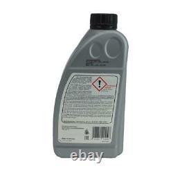 Febi BILSTEIN Oil Change Oil Filter Kit + 5 Litre Atf Oil for Mercedes W202
