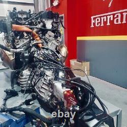 Ferrari Maserati Lamborghini E-Gear & F1 Hydraulic Hose 5 Lines Long Set