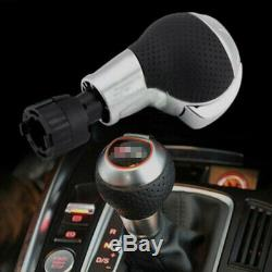 Fit For Audi A3 A4 A5 A6 RS6 DSG S Automatic Shifter Handle Gear Shift Knob