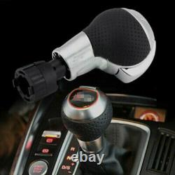 Fit For Audi A3 A4 A5 A6 RS6 DSG S-Tronic Shifter Handle Gear Shift Knob