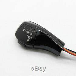For BMW E38 E39 E53 E46 E60 E61 Automatic LED Gear Shift Knob F30 Style Black
