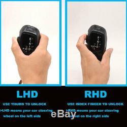For BMW E81 E82 E84 E87 E88 E89 E90 E91 E92 E93 LED Gear Shift Knob F30 Style