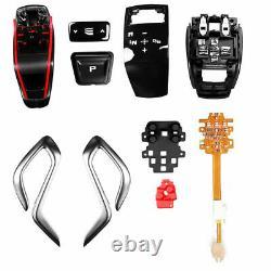 For BMW G30 G31 G32 G11 G08 G01 G024 LED Gear Shift Knob Selector Engine Upgrade