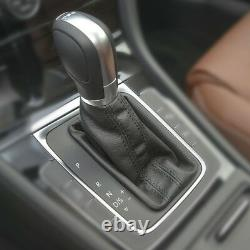 Gear Automatic 5GG 713 203C AT DSG Knob W Bezel Fit for VW Golf MK7 Shift Boot