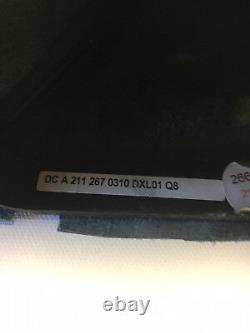 Gear Shift Knob + Boot FITS Mercedes Benz E-Class W211 W219 AT Light Gray