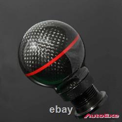 Genuine AutoExe Carbon Fibre Auto Gear Shift Knob 05-15 Mazda Miata MX-5 NC MK3