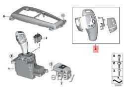 Genuine BMW X5 E70 X6 M Automatic Gear Shift Cover Repair Kit OEM 61319204479