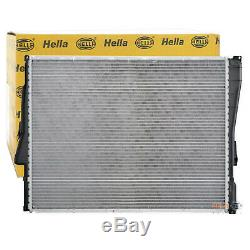 HELLA Kühler Motorkühlung Wasserkühler für BMW 3er E46 Z4 E85 // 8MK 376 716-261
