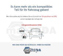 Hella Kühler Wasserkühler Motorkühler 8mk 376 713-634 I Neu Oe Qualität