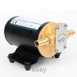 Household Mini Electric Gear Pump Oil Car Automatic Fuel Transfer Pump12V