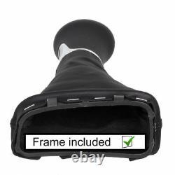 ICT Leather gear shift knob Mercedes CLK C209 A209 CLC Automatik illuminated A41
