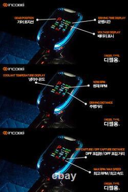 Incobb Korea Genesis Dh G80 Digital Gear Knob