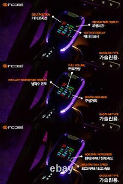 Incobb Korea Renault Koleos Digital Gear Knob