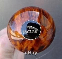 JAGUAR AAA Burl XJ6, XJS, XJ8, XK8, XJR, XKR, XK, S-Type, X-Type, XK Wood Gear Shift Knob