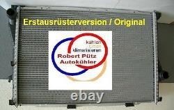 KÜHLER OE Wasserkühler, BMW E39, BMW E38, zu OE-Nr. 1436060.9 und 25791