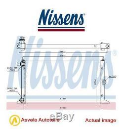 Kühler Motorkühlung Für Vw Ford Seat Sharan 7m8 7m9 7m6 1z Anu Ahu Atm Nissens